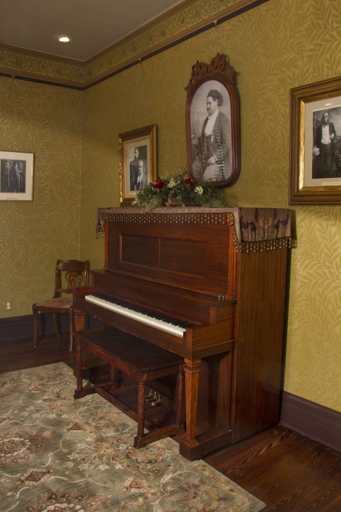 Hudson Player Piano at the Blind Boone Home