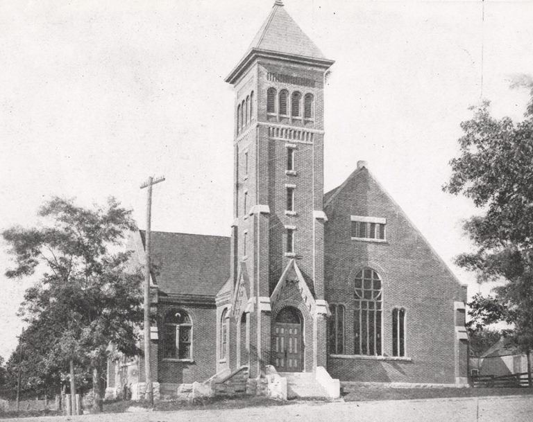 The Historical Second Missionary Baptist Church